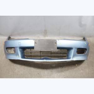 Damaged 1997-2002 BMW Z3 Roadster Coupe Front Bumper Cover Atlanta Blue OEM - 32802