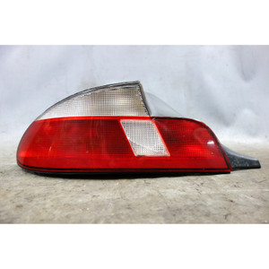 Damaged 1999-2002 BMW Z3 Roadster Left Rear Tail Light Lamp White OEM - 32834