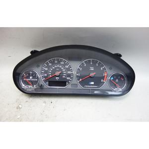 1998-2000 BMW Z3 M Roadster S52 Instrument Gauge Cluster Panel Speedo MPH OEM - 32853