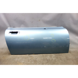 1996-2002 BMW Z3 Roadster Coupe Right Exterior Door Shell Bare Atlanta Blue OEM - 32860