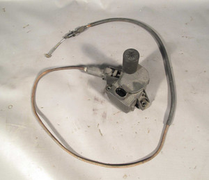 BMW E38 740i 740iL Cruise Control Actuator w Bowden Cable 1996-2001 USED OEM - 9249