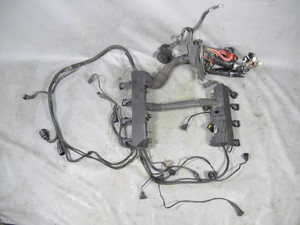 1997 BMW E38 740i M62 V8 Engine Wiring Harness Complete 9/96 to 5/97 USED OEM - 11465