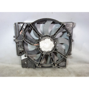 2009-2013 BMW E90 335is N54T 335d Factory Engine Radiator Cooling Fan Electric - 29988