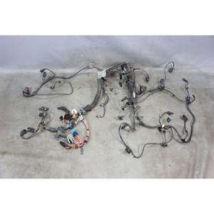 2009-2010 BMW E70 X5 3.5d Diesel M57 Engine Wiring Harness DDE OEM - 31064