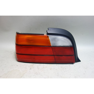 Damaged BMW E36 3-Series 2dr Left Rear Driver's Tail Light 1992-1999 6 Cyl OEM - 31868