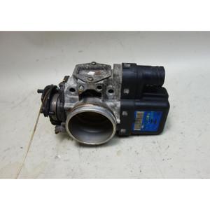 Damaged BMW M52TU Throttle Body Blue Sticker 1999-2000 E39 E46 OEM - 31870