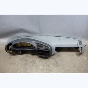 1992-1999 BMW E36 3-Series 2door Front Interior Dashboard Trim Panel Grey OEM - 31874