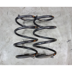 1997-2003 BMW E39 540i Factory M Sports Front Coil Spring Pair for Manual OEM - 31922