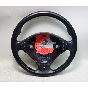 1998-1999 BMW E39 5-Series Early M Sports Steering Wheel Multifunction USED OEM - 31949