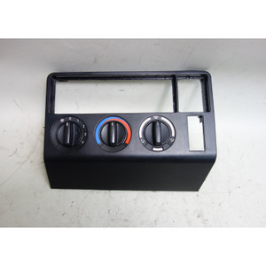 BMW E36 318ti Compact Hatch Air Conditioning Climate Control Panel Trim 95-99 OE - 31966