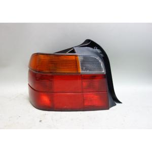 Damaged 1995-1999 BMW E36 318ti Hatchback Left Driver's Side Rear Tail Light OEM - 31972