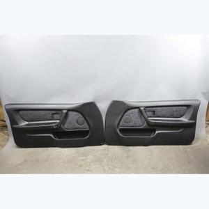 1995-1999 BMW E36 318ti Compact Hatchback Front Door Panel Pair Black Bambus OEM - 31973