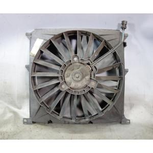 Damaged BMW Z3 1.9 E36 M42 M44 Electric Engine Cooling Fan Puller Suction OEM - 31977