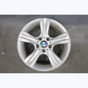 2008-2013 BMW E82 E88 1-Series Factory 5-Spoke Rear Style 262 Wheel 17x7.5 OEM - 31989
