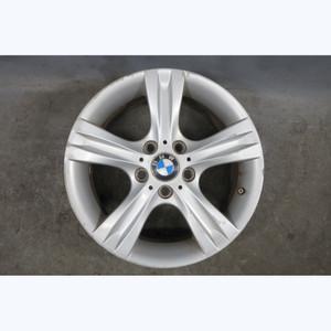 2008-2013 BMW E82 E88 1-Series Factory 5-Spoke Front Style 262 Wheel 17x7 OEM - 31990