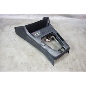 1995-1996 BMW E36 318ti Compact Early Front Console Storage Partition Black OEM - 31995
