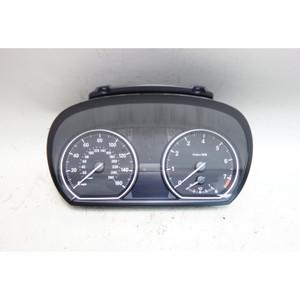2008-2013 BMW E82 E88 128i N51 N52 6-Cyl Instrument Gauge Cluster Speedo OEM - 32021