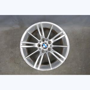 Damaged 2006-2013 BMW E9x 3-Series Factory 18x8.5 Rear Alloy Wheel Style 193 OEM - 32029