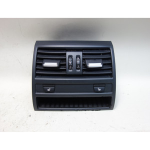 2011-2016 BMW F10 5-Series Rear Center Console Air Outlet Vent for Seat Heat OEM - 32051