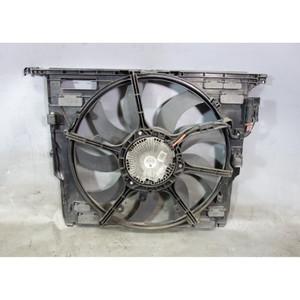BMW F10 535 F13 640i N55 6-Cyl Factory Electric Engine Cooling Fan 2010-2017 OEM - 32062