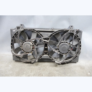 Damaged 2010-2011 Chevrolet Camaro SS LS3 Engine Cooling Fan Shroud Assembly OEM - 32080