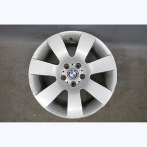 2004-2010 BMW E60 5-Series Sedan Factory 18x8 Style 123 Star Spoke Wheel OEM - 32112