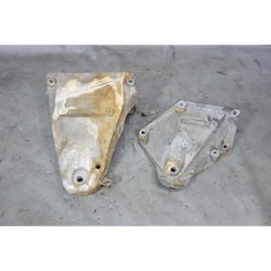 2004-2005 BMW E60 525i 530i M54 6-Cyl Engine Suspension Arm Pair Left Right OEM - 32122