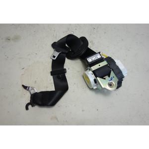 2011-2012 BMW E90 E91 3-Series 4door Right Front Passenger's Seat Belt Black OEM - 32292