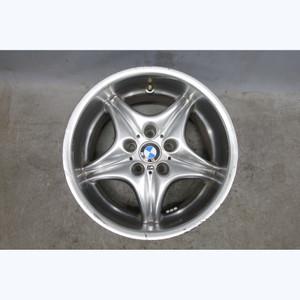 """1998-2002 BMW Z3 M Roadster Coupe 17""""x9"""" Style 40 Roadstar Alloy Wheel Rear OEM - 32411"""