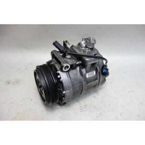 Damaged 2002-2008 BMW E65 E66 7-Series Factory Air Conditioning Compressor Pump - 32390