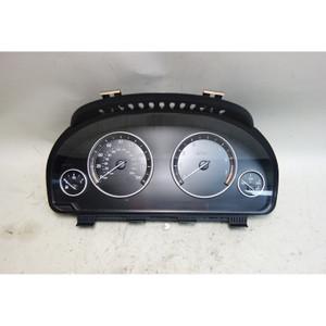 2010-2013 BMW F10 5-Series F25 Instrument Gauge Cluster Speedo Tach OEM - 32402