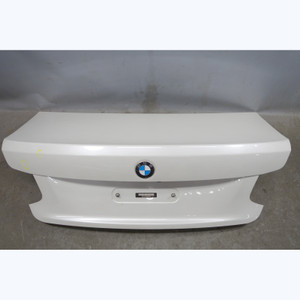 2014-2017 BMW F22 F87 2-Series M2 Factory Trunk Lid Boot Panel Mineral White OEM - 32491