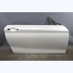 2014-2021 BMW F22 F23 F87 2-Series Right Front Passengers Door Shell White OEM - 32494