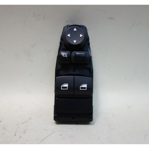 2014-2017 BMW F22 2-Series F32 Coupe Left Driver's Window Switch Power-Fold OEM - 32517