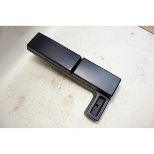 BMW Z3 Factory Center Console Armrest Cup Holder Valet Insert Black OEM - 33035