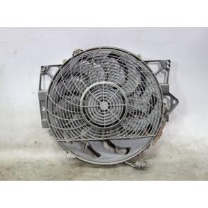 Damaged BMW Z3 2.8 M3.2 Electric Auxiliary Aux Cooling Fan Shroud M52 1997-2000 - 33041