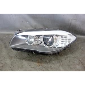 2011-2013 BMW F10 5-Series Factory Left Front Xenon Adaptive Headlight Lamp OEM - 33053