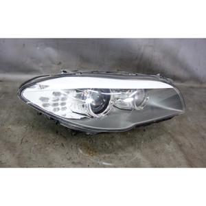 2011-2013 BMW F10 5-Series Factory Right Front Xenon Adaptive Headlight Lamp OEM - 33054