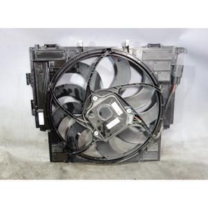 2012-2016 BMW F10 528i N20 4-Cyl Factory Engine Cooling Fan Electric 600W OEM - 33057