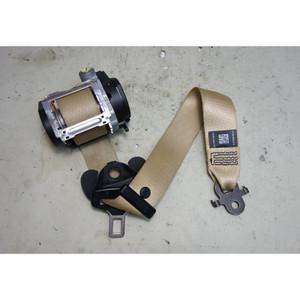 2011-2016 BMW F10 5-Seires Sedan Left Front Driver's Seat Belt Restraint Beige - 33066