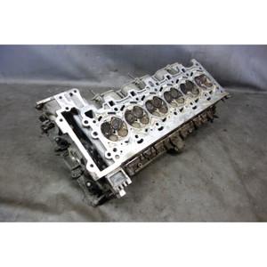 2007-2013 BMW N51 3.0L 6-Cylinder SULEV Engine Cylinder Head w Valves OEM - 33080