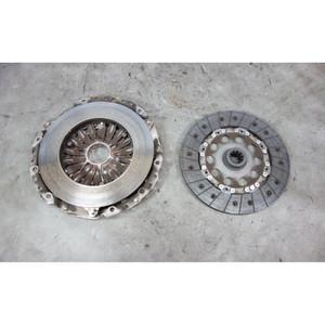 1998-2000 BMW E39 528i E46 328i M52TU Factory Clutch and Pressure Plate Set OEM - 33087