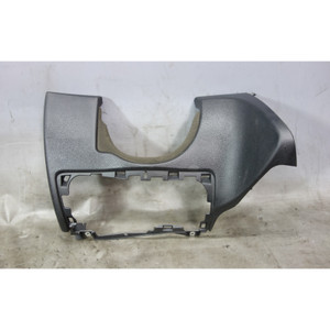 2008-2013 BMW E88 1-Series Convertible Left Driver's Front Dash Lower Knee Panel - 33146