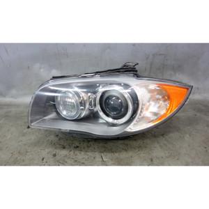 2008-2011 BMW E82 E88 1-Series Left Front Driver's Xenon Adaptive Headlight Lamp - 33148