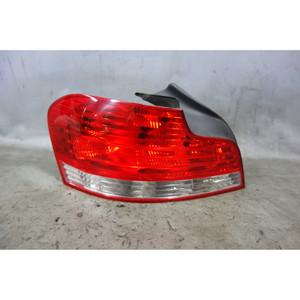 2008-2011 BMW E82 E88 1-Series Left Rear Driver's Tail Light Lamp OEM - 33149