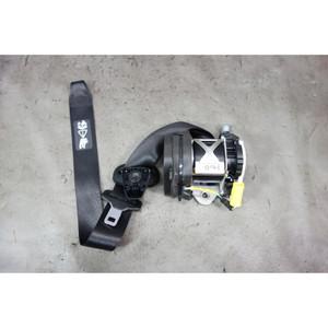2008-2013 BMW E88 1-Series Convertible Right Front Passeng Seat Belt Gloss Black - 33183