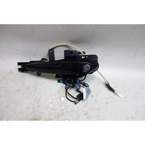 2008-2013 BMW E88 1-Series Convertible Left Comfort Access Door Handle Black OEM - 33217