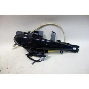 2008-2013 BMW E88 1-Series Convertible Right Comfort Access Door Handle Black OE - 33218