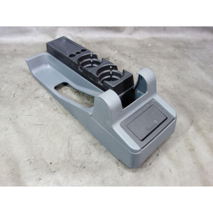 1994-1999 BMW E36 3-Series Convertible Front Armrest Center Console Grey OEM - 33239