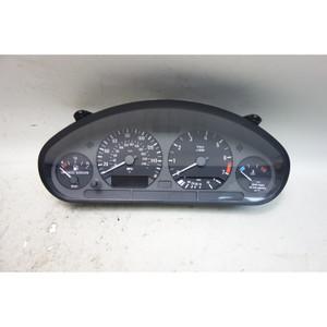 1997-1999 BMW E36 3-Series Instrument Gauge Cluster Panel Speedo Tach OEM - 33256